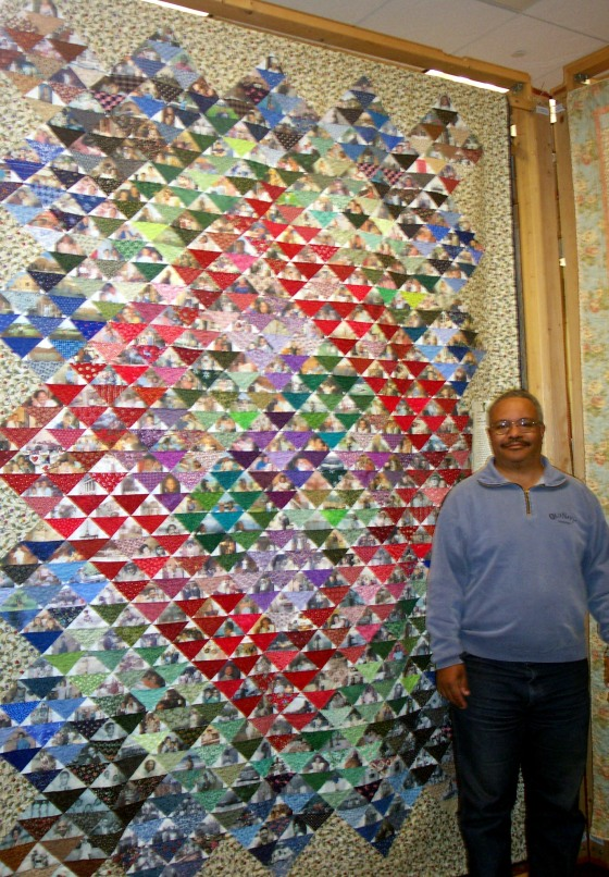 2003 First Quilt Competition - 00673